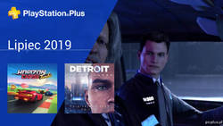 Lipiec 2019 - darmowe gry w PlayStation Plus - zmiana gier!