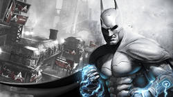 Recenzja Batman: Arkham City