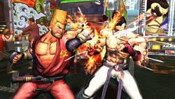Nowi bohaterowie Street Fighter X Tekken