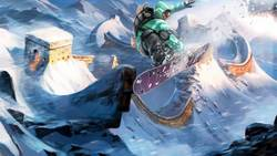 SSX - Czyli Ride to live, Live to ride