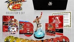 Street Fighter 25th Anniversary Collector's Set zapowiedziane