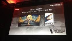 Nadchodzi Metal Gear Solid Movie, pod banderą Columbia Pictures