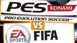Versus #2: PES 2013 kontra FIFA 13