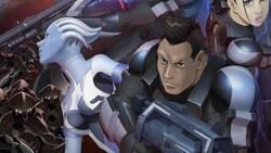 Anime w świecie Mass Effect, dlaczego nie?