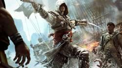 Plakat Assassin's Creed IV: Black Flag na zwiastunie