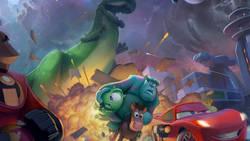 Zagraj w Disney Infinity już w najbliższą sobotę