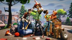 Fortnite nowa gra Epic Games na Unreal Engine 4
