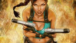Komiksowy Tomb Raider połączy dwie części gry
