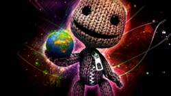 Delsin zawita do świata LittleBigPlanet