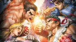 Co z Tekken X Street Fighter?