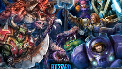 Titan od Blizzarda bez abonamentu?