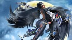 Materiał z wersji demonstracyjnej Bayonetta 2