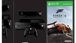 Xbox One i darmowa Forza Motorsport 5