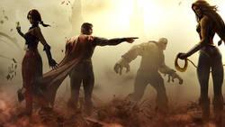 Injustice: Gods Among Us trafi na PS Vita?