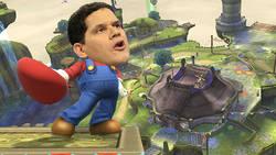 Reggie Fils-Aime powalczy w Super Smash Bros.?