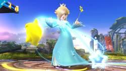Rosalina oficjalnie w Super Smash Bros.