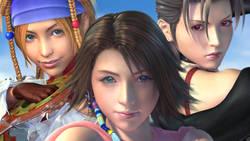 Porównanie dwóch wersji Final Fantasy X|X-2 HD Remaster