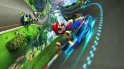Szalone wyścigi - Nowy zwiastun Mario Kart 8