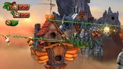 Piękne screeny z Donkey Kong Country: Tropical Freeze