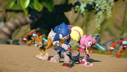 Sega zapowiada Sonic Boom wyłącznie na sprzęt od Nintendo