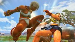 Elena na nowym zwiastunie Ultra Street Fighter IV