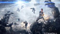 Intro i gameplay z rozgrywki Titanfall