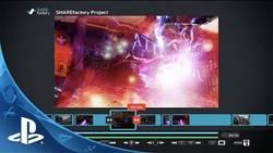 Share Factory pozwoli edytować filmy na PS4