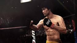 Bruce Lee w ruchu na zwiastunie EA Sports UFC