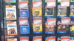 Koniec kart-zdrapek na gry PlayStation
