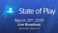 [Aktualizacja #1] Sony zapowiada na poniedziałek prezentację - State of Play