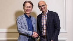 Sony i Microsoft łączą siły w pracach nad chmurą