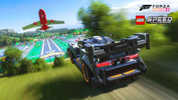 DLC do Forzy Horizon 4 z... LEGO