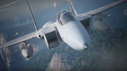 Ace Combat 7 Operation Sighthound na trailerze