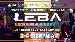 Łeba Game Festival w ten weekend