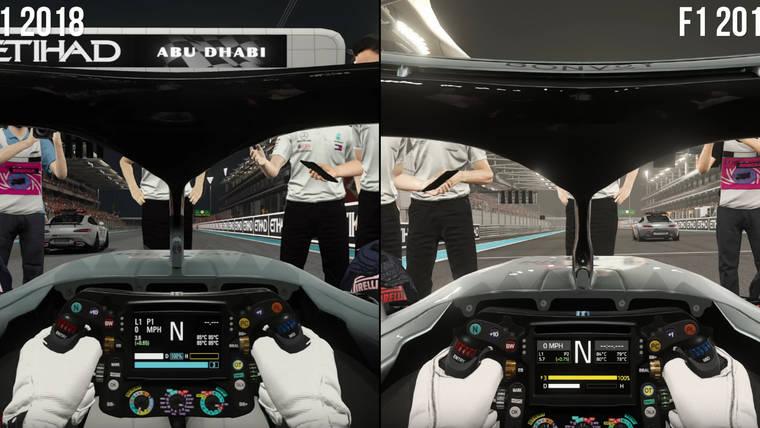 Digital Foundry chwali F1 2019 - gra działa w 60 FPS na każdej konsoli