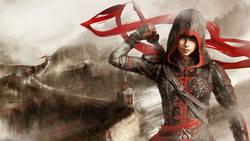 A gdyby tak skoczyć z Pagody Liuhe do wózka z sianem? Assassin's Creed w Chinach