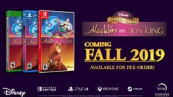 [Aktualizacja] Aladdin i Król Lew powrócą jako remastery