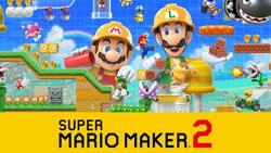 Gracze stworzyli już 5 milionów poziomów w Super Mario Maker 2