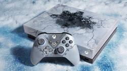 Microsoft zapowiada unikatowego Xbox One X zainspirowanego Gears of War