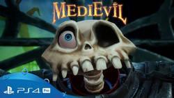 MediEvil błyszczy na porównaniu z oryginałem z 1998. Sony pokazuje nowe screeny