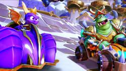 Spyro w Crashu już od piątku