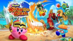 Darmowy Super Kirby Clash trafił na Switcha