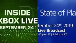 Dzisiaj odbędą się dwie konkurencyjne imprezy gigantów — State of Play oraz Inside Xbox
