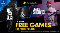 Gry z PS+ i GWG już dostępne
