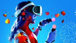 Promocje na gry VR w PS Store
