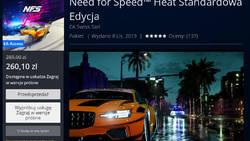 NFS Heat dostępny w EA Access