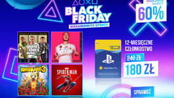 Promocje na Black Friday w PS Store
