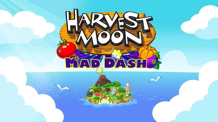 Recenzja: Harvest Moon: Mad Dash