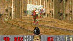Doom na GBA