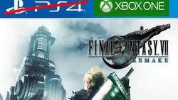 Final Fantasy VII kolejnym tytułem z czasową wyłącznością